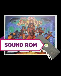 Atlantis Sound Rom U19