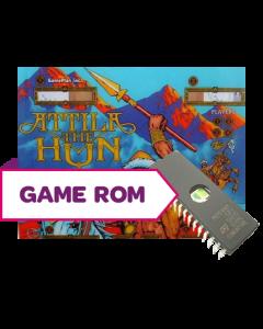 Attila the Hun CPU Game Rom C