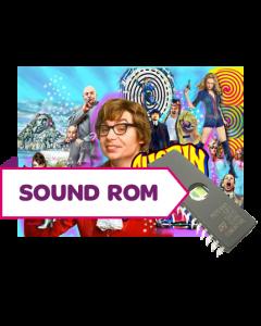 Austin Powers Sound Rom U36