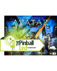 Avatar UltiFlux Playfield LED Set