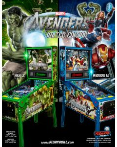 Avengers Limited Edition Flyer