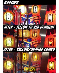 Deadpool B-O-O-M Rollover Lights Bracket Kit