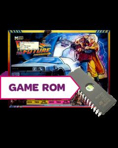 Back to the Future CPU Game Rom Set