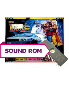 Back to the Future Sound Rom SF7