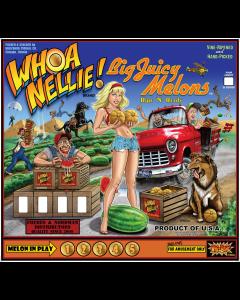 Whoa Nellie Big Juicy Melons Backglass