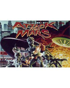Attack from Mars Translite