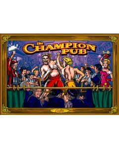 Champion Pub Translite