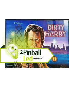 Dirty Harry UltiFlux Playfield LED Set