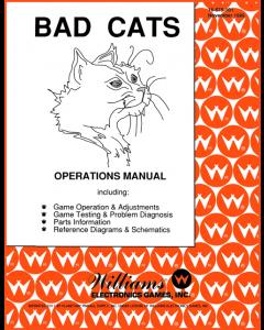 Bad Cats Manual