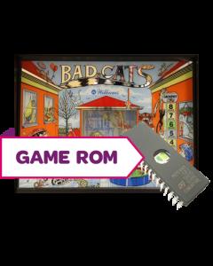 Bad Cats CPU Game Rom Set