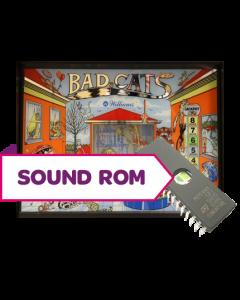 Bad Cats Sound Rom U22
