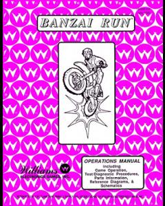 Banzai Run Manual