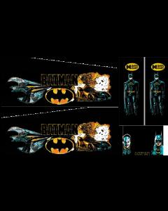 Batman Cabinet Decals