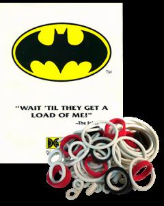 Batman Rubber Set