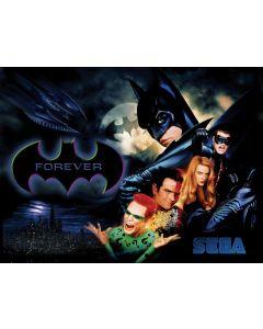 Batman Forever Alternate Translite