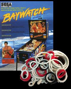 Baywatch rubberset