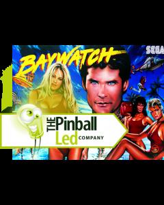 Baywatch UltiFlux Playfield LED Set