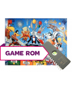 Bugs Bunny's Birthday Ball CPU Game Rom Set