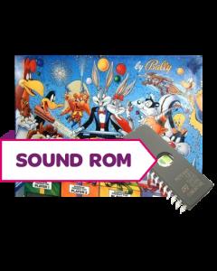 Bugs Bunny's Birthday Ball Sound Rom U4