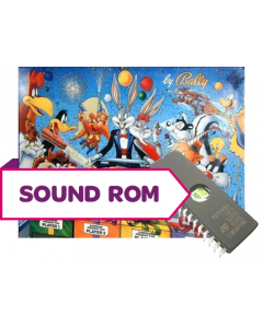Bugs Bunny's Birthday Ball Sound Rom U20