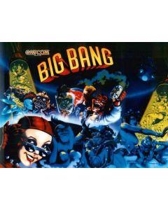Big Bang Bar main ramp