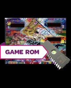 Blackbelt CPU Game Rom Set