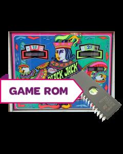 Black Jack CPU Game Rom Set