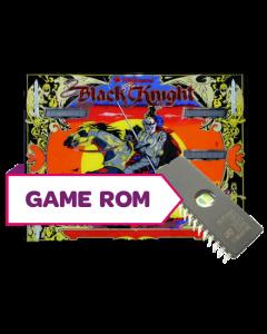 Black Knight CPU Game Rom Set
