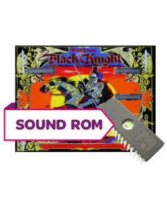 Black Knight Sound Rom IC7