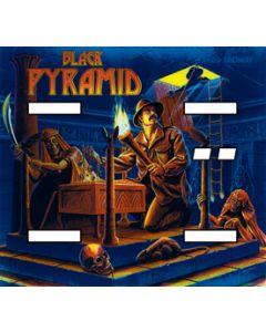 Black Pyramid Backglass