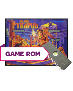 Black Pyramid CPU Game Rom Set