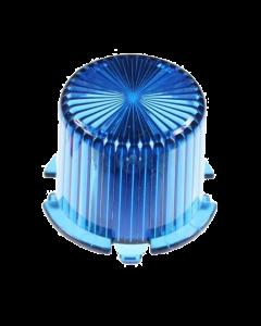 Dome Flash Lamp Blue
