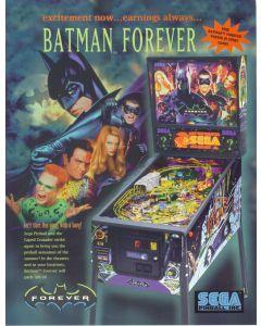 Batman Forever Flyer