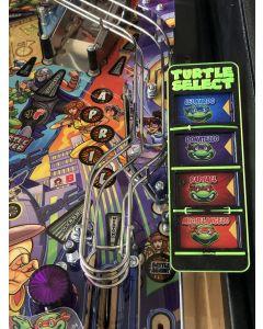 TMNT Turtle Select Bracket Kit