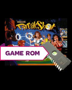 Breakshot Game Rom Set Redemption