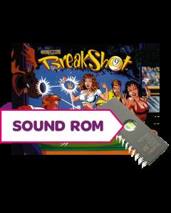 Breakshot Sound Rom U28