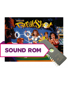 Breakshot Sound Rom U29