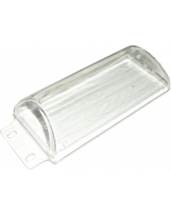Dracula Coffin Cover Clear