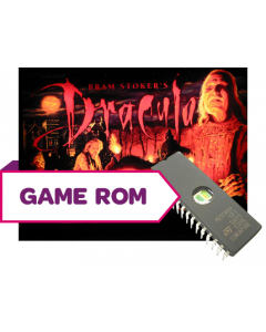 Dracula CPU Game Rom