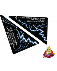 Back to the Future Apron Decal Set