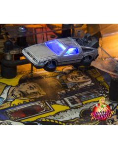 Back to The Future LED DeLorean Modification