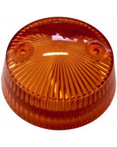 Mushroom Pop Bumper Cap Orange
