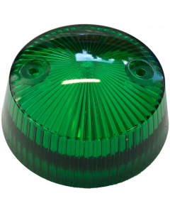 Mushroom Pop Bumper Cap Green