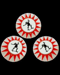 Skateball Bumper Cap Set