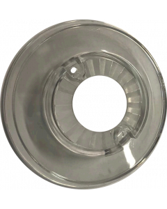 Bumper Cap With Hole Clear