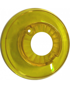 Bumper Cap With Hole Yellow