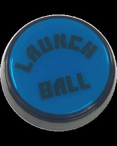 Launch Ball Button Blue