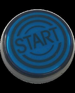 Data East Start Button Blue