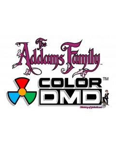 Addams Family ColorDMD