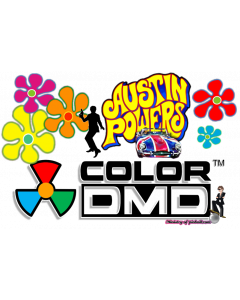 Austin Powers ColorDMD
